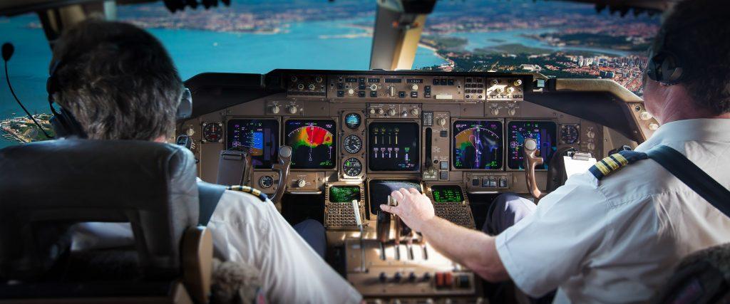 从零起点到成为商用飞机的飞行员