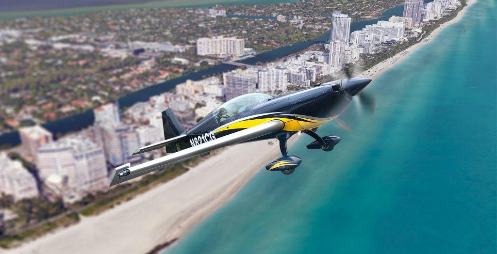 Самолет для высшего пилотажа Extra EA 330LX