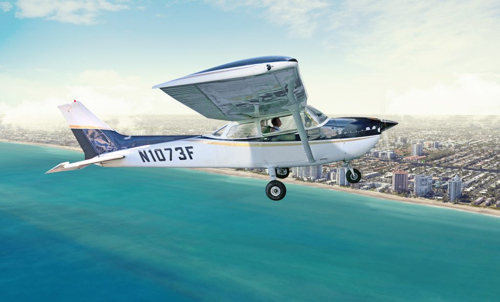 Cessna 172N (N1073F)
