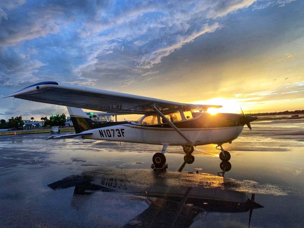 私人飞行员速成训练课程